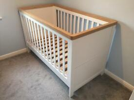 Mothercare Lulworth Cot