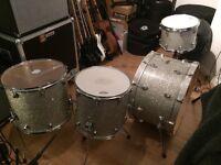 Ludwig Drum Kit Zep Set 26-14-16-18