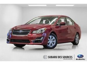 2015 Subaru Impreza 2.0i Berline, Bluetooth, Camera!