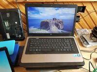 Perfect working order hp 630 windows 7 1tb hard drive 6g memory webcam wifi dvd drive