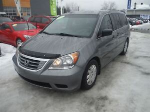 2009 Honda Odyssey DX confortable
