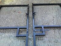 Very heavy duty 5 metre Gate high security
