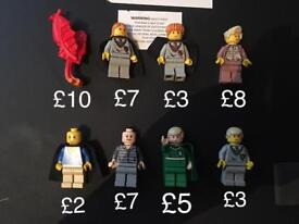 Harry Potter Lego figures