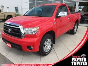 2013 Toyota Tundra Regular Cab TRD Offroad Package 4x4 V8 5.7L