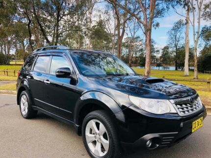 2012 SUBARU FORESTER XT TURBO  4WD IMMACULATE LONG REGO Camden Camden Area Preview