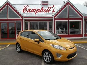 2011 Ford Fiesta SES SUNROOF!! HEATED SEATS!! MP3!! AIR!! USB!!