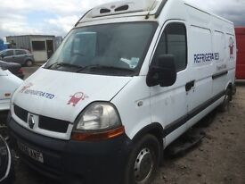 Renault master Vauxhall movano van spare parts available