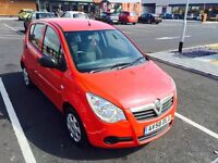 Hello for sale 58 plat Vauxhall AGILA 5dr hatchback in perfect condition drive perfect