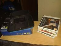 2ds boxed with games