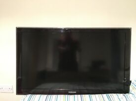 "Samsing 40"" TV for sale. Non smoking household. Inverurie"