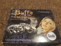 Buffy the Vampire Slayer Claddagh Ring.