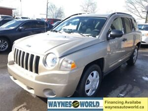 2009 Jeep Compass Rocky Mountain***SOLD**