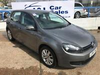 VOLKSWAGEN GOLF 1.4 SE TSI 5d 121 BHP A GREAT EXAMPLE INSIDE AND OUT (grey) 2011