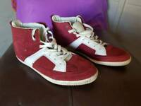 Mens Shoes Size 10 Hi-Tops~Jack & Jones~Size 10~Worn Once