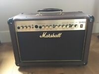 Marshall AS50D acoustic amp - as new.