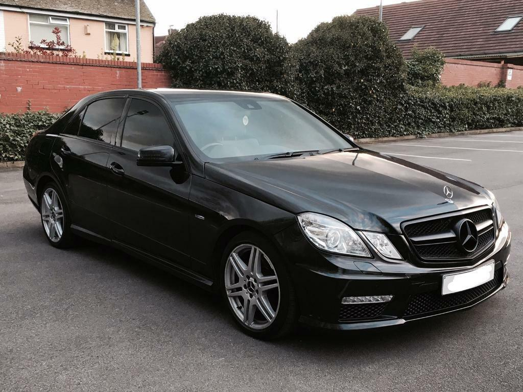 mercedes e350 sport cdi bluecy 265 amg 2011 11 plate in crumpsall manchester gumtree. Black Bedroom Furniture Sets. Home Design Ideas