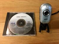 Micro innovations ic465c zoom 2.0 webcam for sale - £5