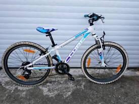 Cube 240 kids mountain bike wheel size24