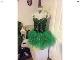 Halloween Poison Ivy 34c 10/12 One Off stand out from the rest