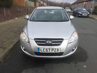 KIA Cee'd LS, 1.6, Low Milage, Drives Superb and Clean car, Service History, MOT, CHEAP!