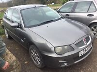 rover 25 2.0td