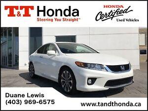2015 Honda Accord EX-L-NAVI V6 *Leather Interior, Rear Camera *
