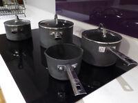 Anolon Meyer Professional 4 piece saucepan set