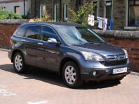 FINANACE AVILABLE!! 2009 HONDA Cr-V 2.2 I-CTDI ES 5dr 139 BHP, LONG MOT, 1 FORMER KEEPER AA WARRANTY
