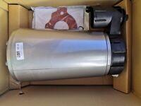 Worcester 87161157410 HEAT EXCHANGER BARE C/W NEW SUMP