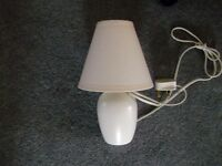 SMALL BEDSIDE TABLE LAMP