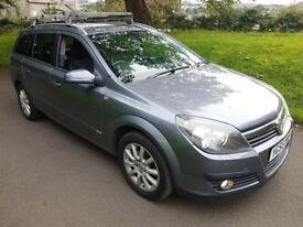 Vauxhall Astra 1.8 Design Estate ~ Ready to go!