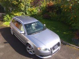 Audi A4 estate 2L gun grey 6 months mot lovely car to drive.