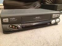 Bush VHS VCR cassette recorder/player