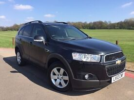 Chevrolet Captiva 2.2 VCDi LT 5dr (7 Seats) AUTOMATIC, ONE OWNER, FSH