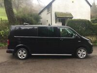 VW T6 KOMBI LWB 4MOTION 2016 180bhp