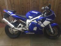 Yamaha YZF R6 2000 X Reg DELIVERY AVAILABLE ... MAKE OFFER!!!