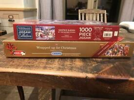 Two Christmas Puzzles