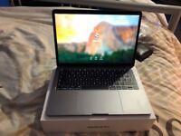 MacBook Pro 2017 model Space grey