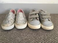 Girls (younger) size 8 shoes for sale
