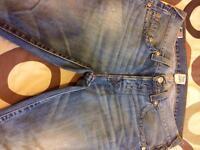 True religion men's jeans (genuine)