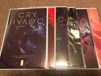 Cry Havoc #1-6 Complete Series