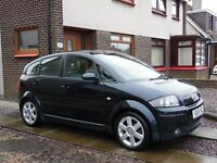 2001 Audi A2 1.4 Tdi**Full Leather**£30 Road Tax**