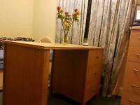 Office desk for sale - Excellent condition - Collection only please
