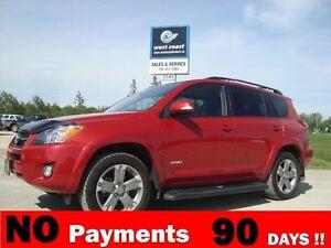 2012 Toyota RAV4 Sport V6 4WD *Only $70 Weekly $0 Down*