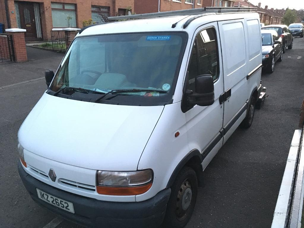 a43dbe4666 Renault Master