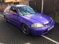 Honda Civic Vti-s 1999