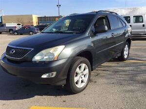 2005 Lexus RX 330 power group   sunroof   leather