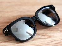 Tom Ford TF407-D Sunglasses Eyewear Black