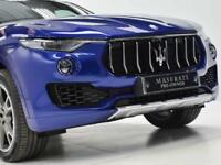 Maserati Levante D V6 (blue) 2017-04-28