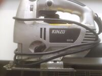 KINZO JIGSAW POWERFUL 800 WATT VARIABLE SPEED EXCELLENT CONDITION